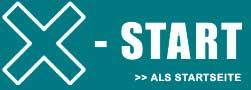 x-start - Ihre Startseite für den schnellen Einstieg ins Internet
